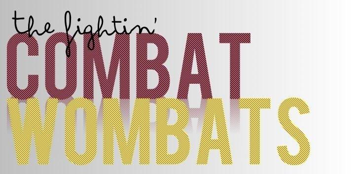 Combat Wombat Aggie Intramural Sports