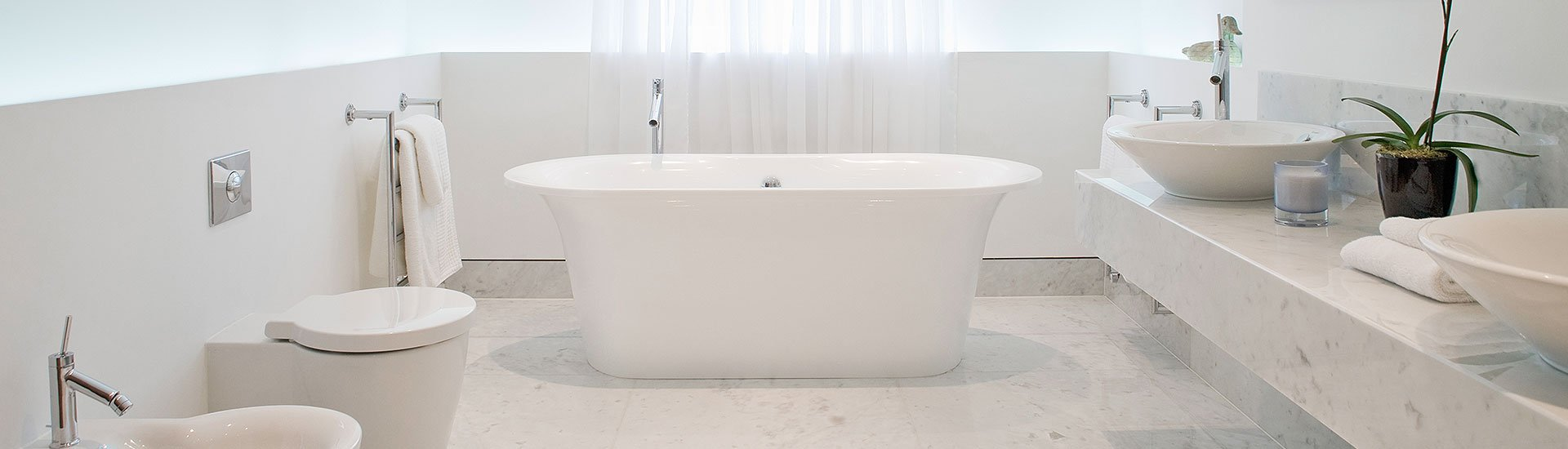 bathroom installations