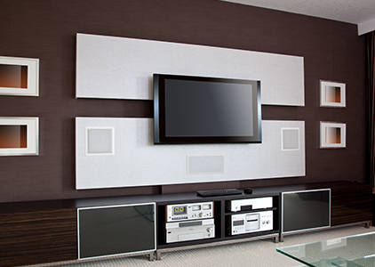 Premiere home theater services in Cornelius