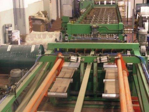 produzione lamiere grecate