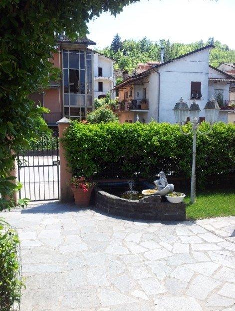 il giardino per gli ospiti