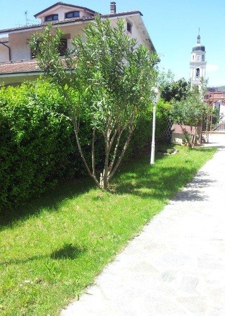 giardino per passeggiate