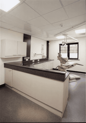 CNC manufacturing - Leicester, Leicestershire - IPR Interiors Ltd - Suspended ceilings