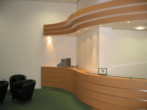 Project managing - Leicester, Leicestershire - IPR Interiors Ltd - Office refurbishment