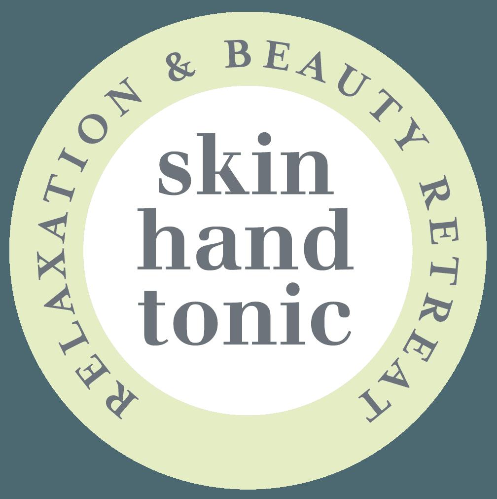 skin hand tonic logo