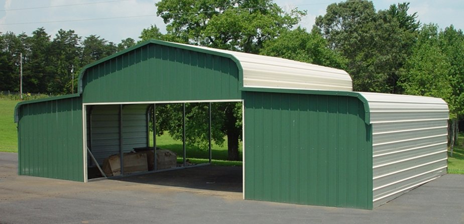 custom barns central ar