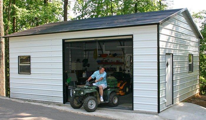 Custom Garages North Little Arkansas