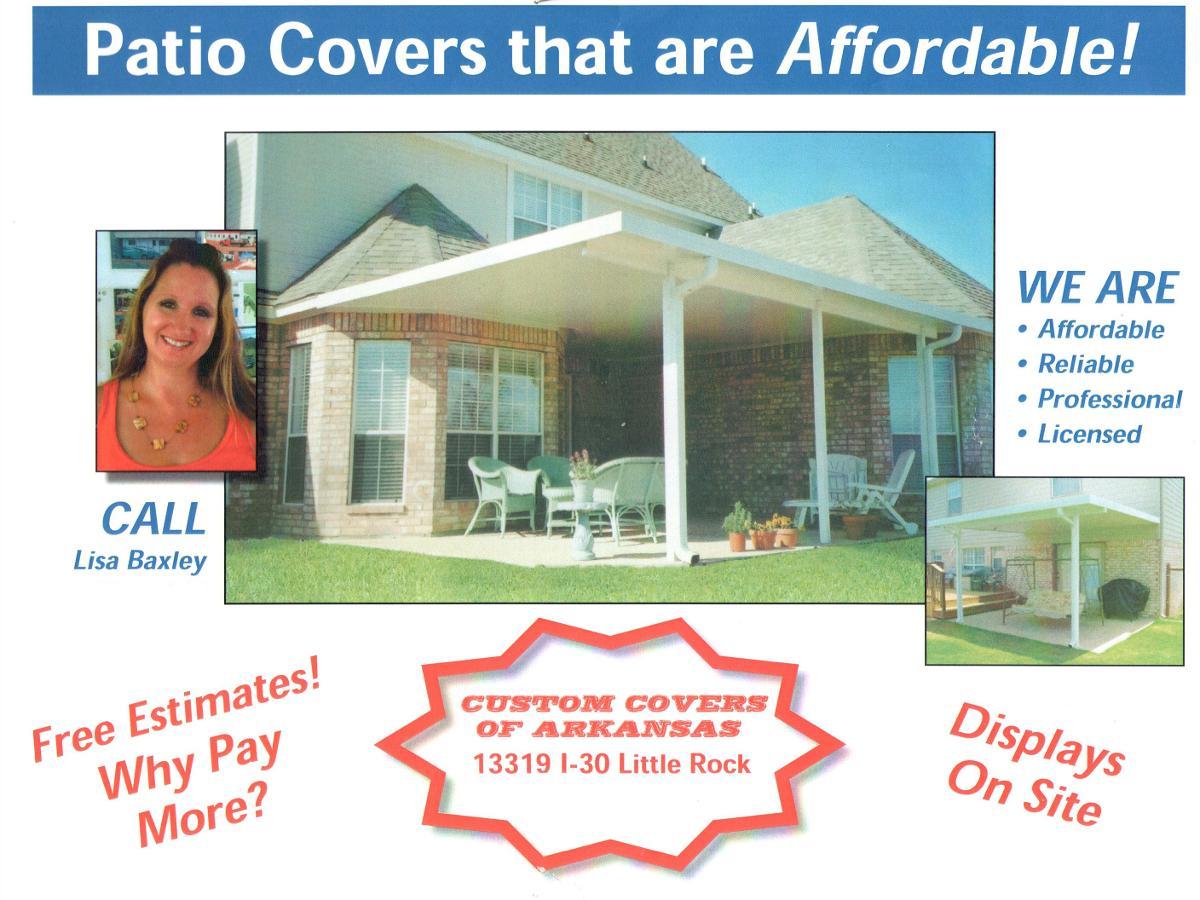 Paito Covers Little Rock Arkansas