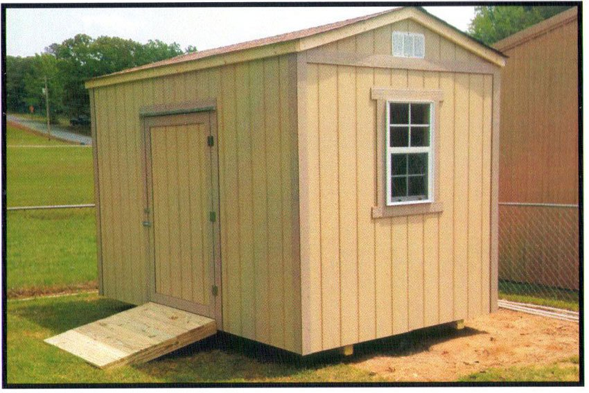 Storage Covers Sheds : Storage buildings sheds custom covers of arkansas lr