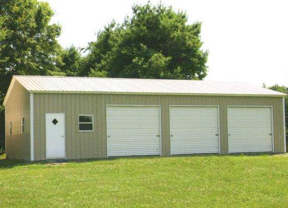 Custom Garages Bryant Arkansas
