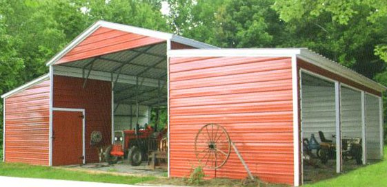 custom barns arkansas