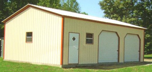 Custom Garages Benton Arkansas