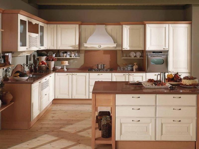 arredamento cucina classico