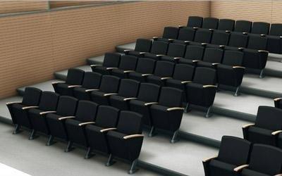 poltroncine auditorium