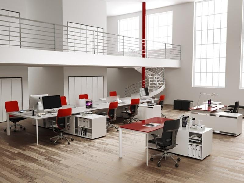 arredamento uffici operativi