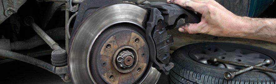 fixing a wheel
