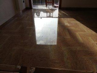 lucidatura pavimenti