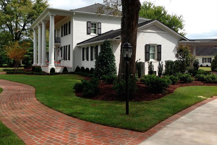 Snow's Landscaping & Lawncare | Final Hardscape - Snow's Landscaping & Lawncare Inc Stunning Hardscapes In