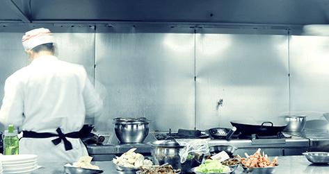 Cucine per comunità
