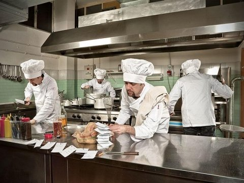 cucine per ristoranti