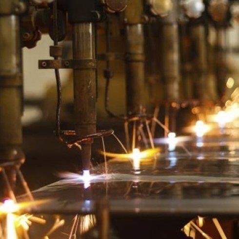macchine per la lavorazione e trasformazione dei metalli