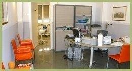 sala d'aspetto dentista