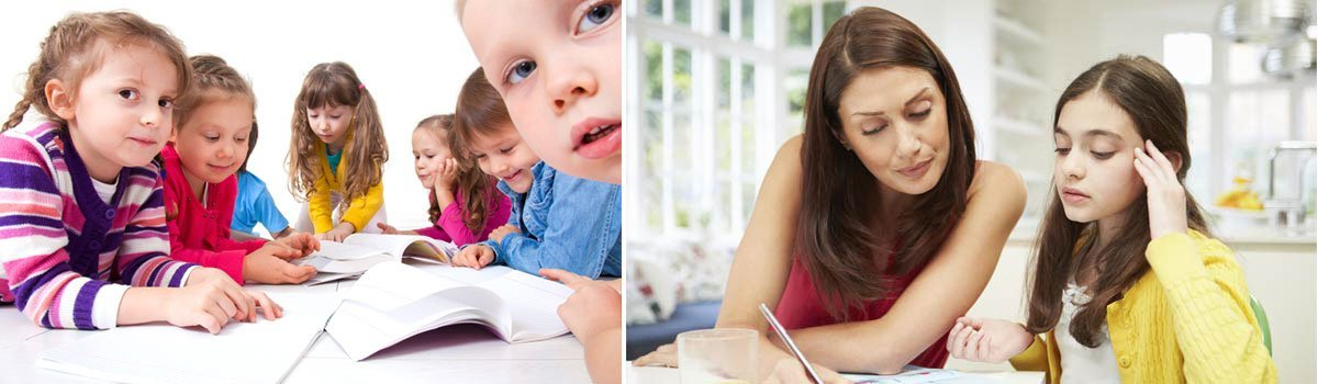 Children overcoming learning difficulties in Sydney