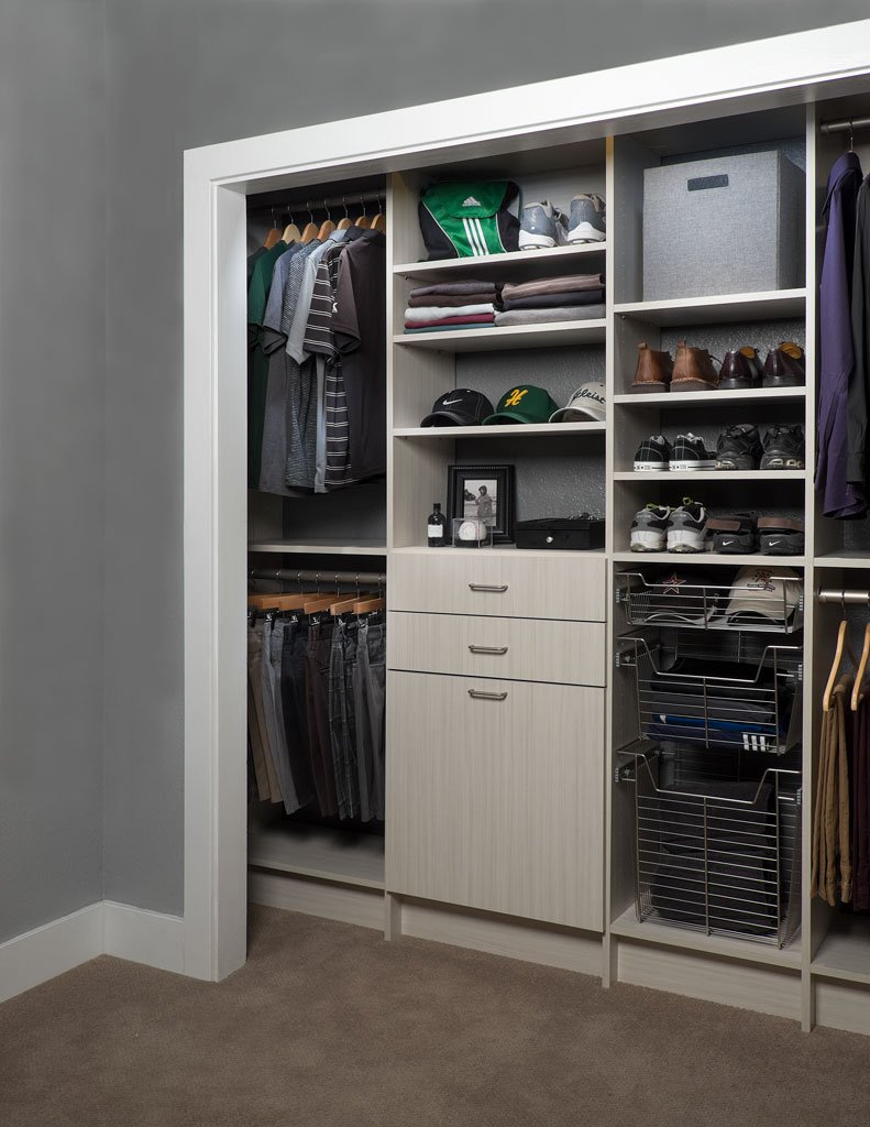 5 Beautiful Amp Innovative Custom Small Closet Designs New