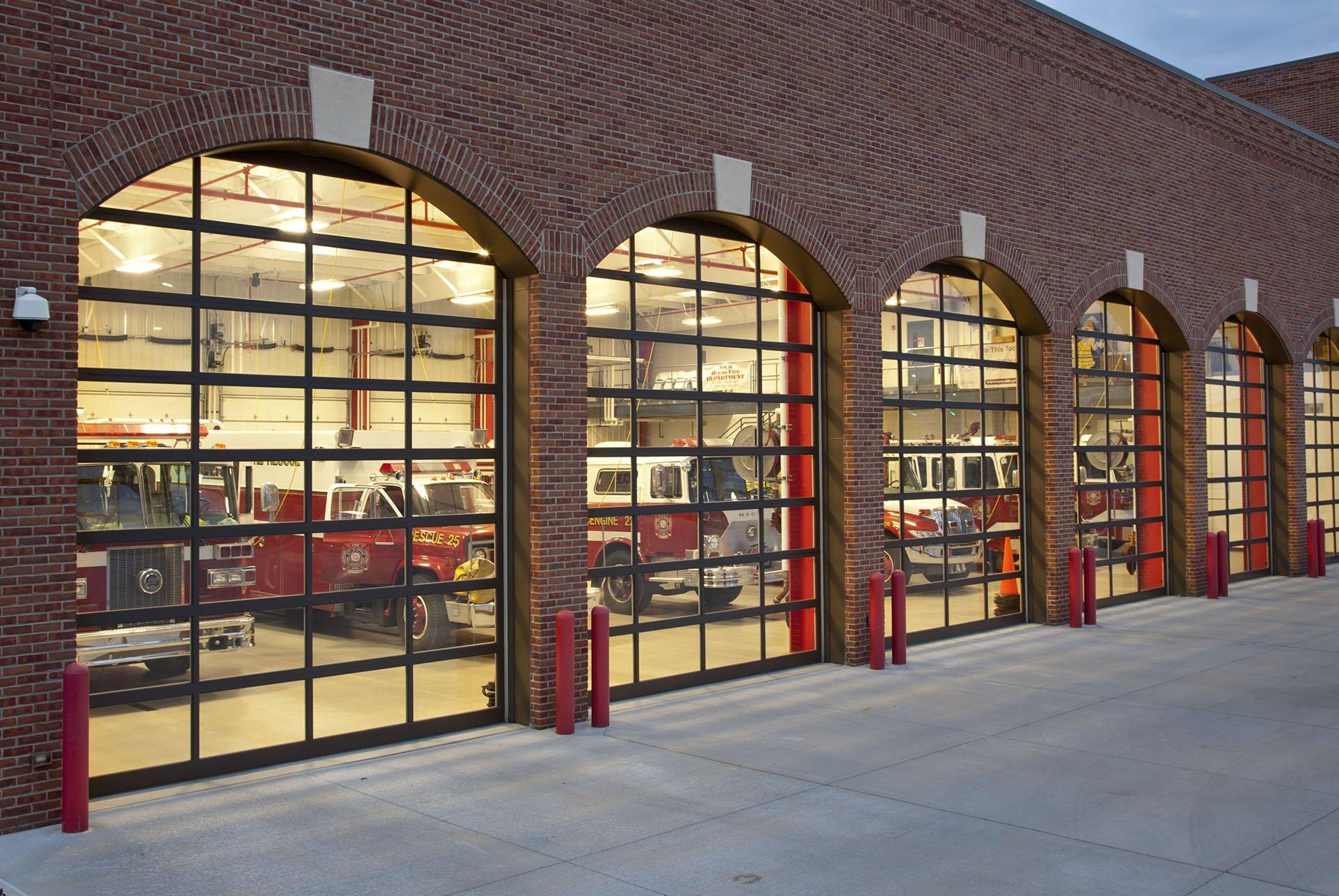 Commercial Projects Rely On Garage Doors From Haas Door