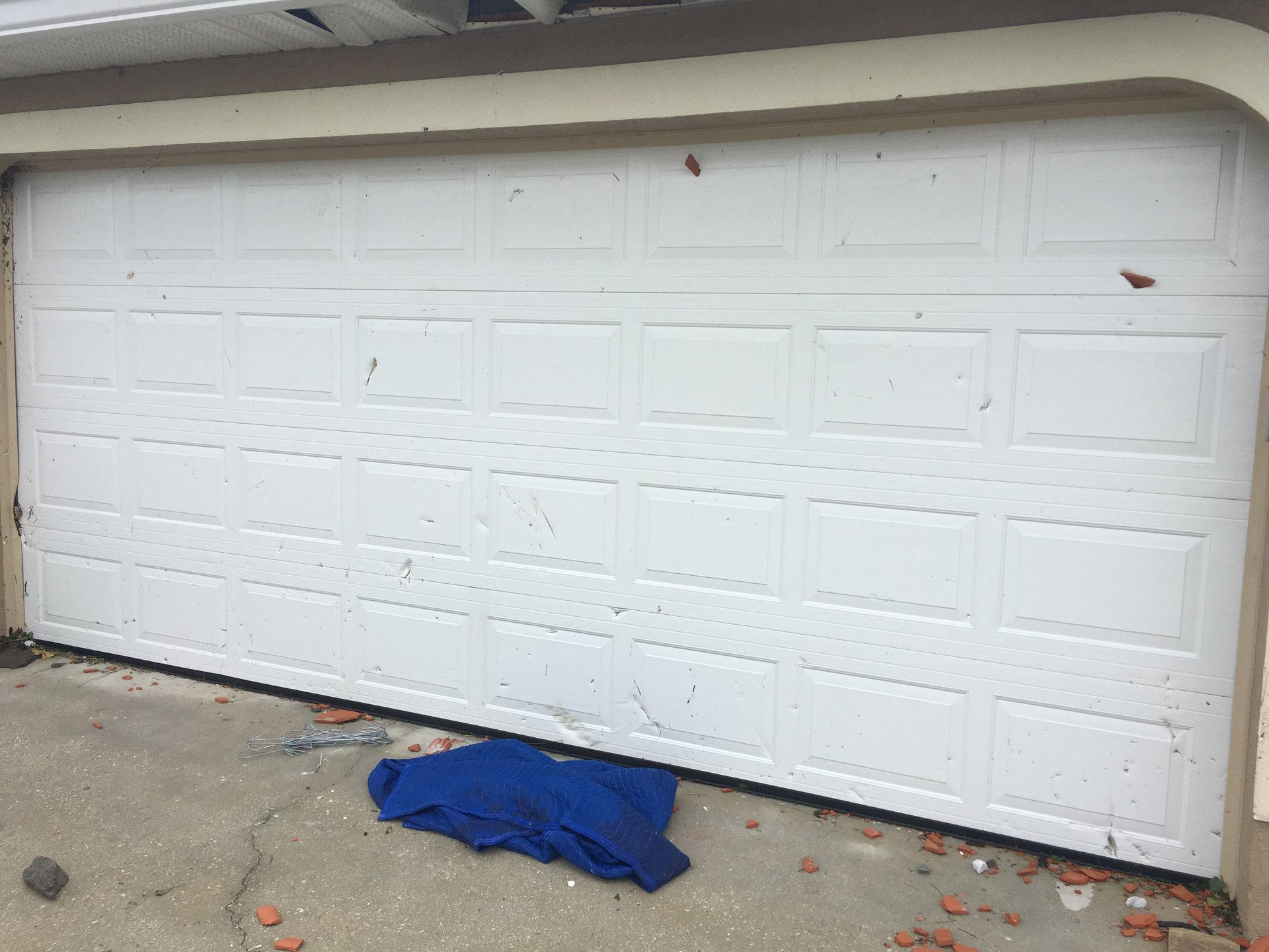 Recessed Carriage Panel House Garage Doors St Cloud Mn Adw