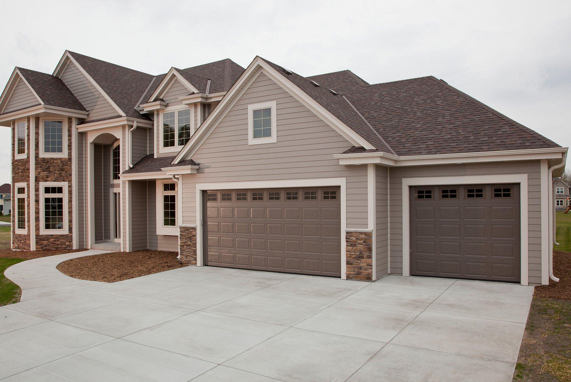 Garage door models top home design for 10x10 overhead door