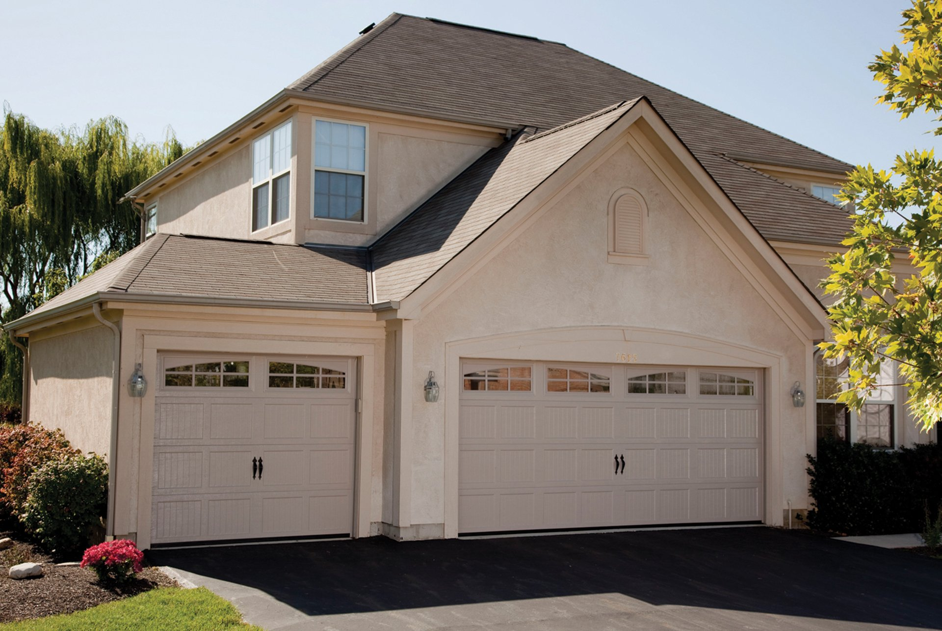 For homeowners for 10 foot high garage door