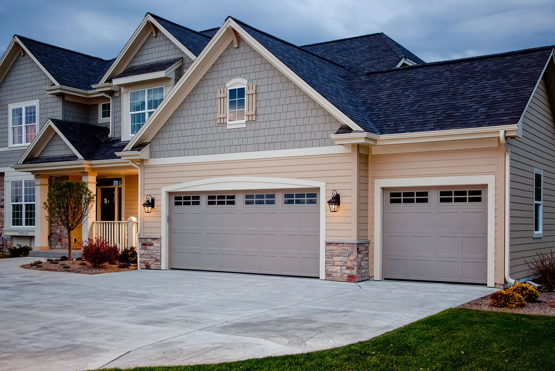 woodlandcrk garage perfection repair service door installation house doors and
