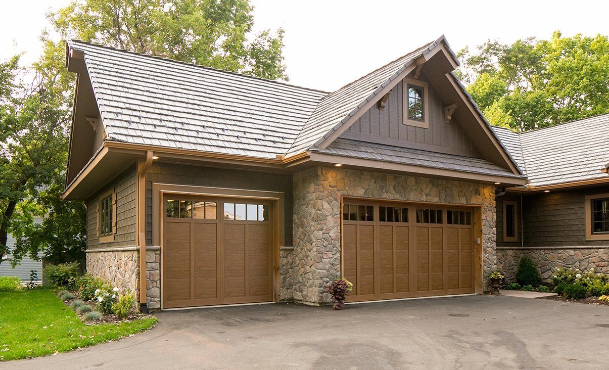 Garage Door Replacements Bring Highest Payback