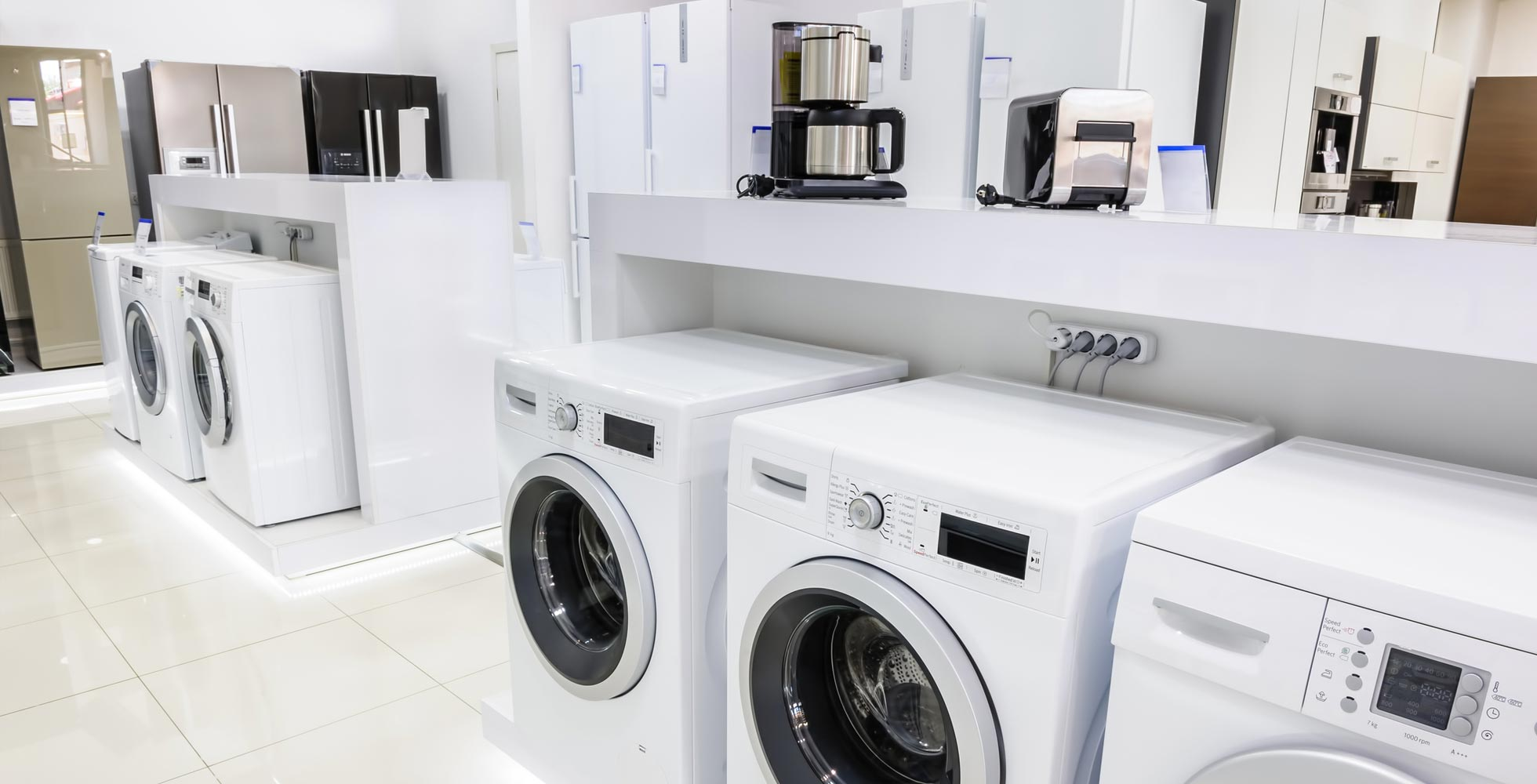 Washing Machine Repairs Tuckurimba