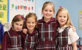 St Michael School Students