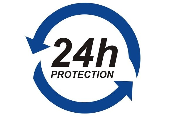 24 h protection