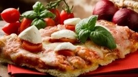 Pizza al taglio, Pizzette, Pizze al metro