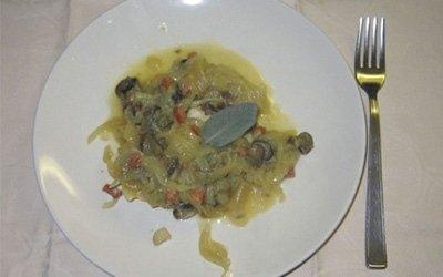 Antipasto di lumache