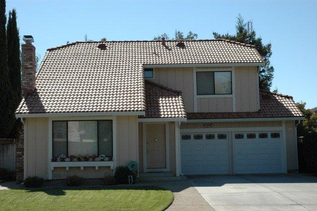 Concrete Tile Roofs San Jose, CA