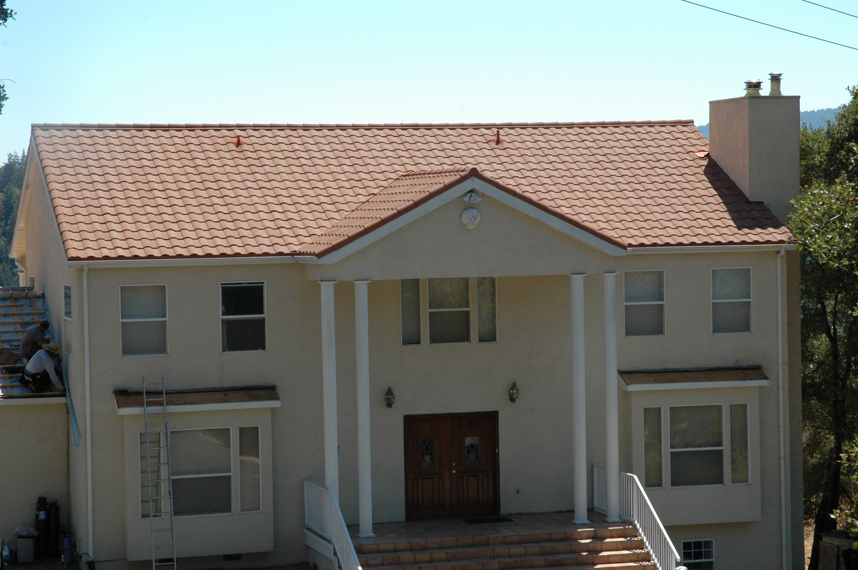 Gerard Barrel Vault Roofing