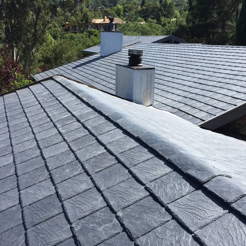 Synthetic Slate Roofing San Jose, CA