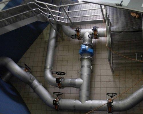 Tubi delle cisterne