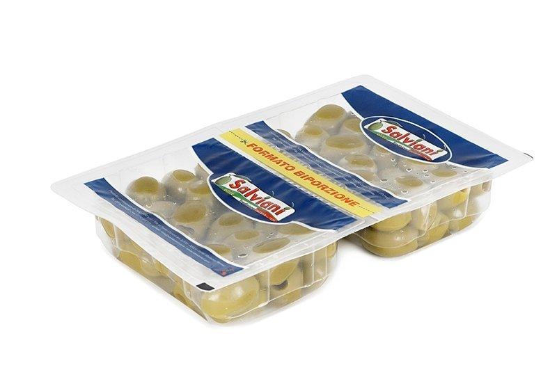 olive verdi formato biporzione