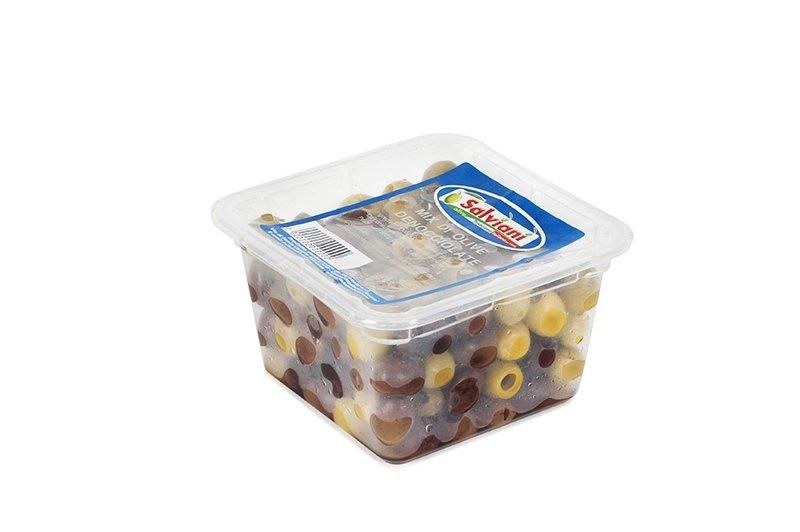 mix di olive denocciolate