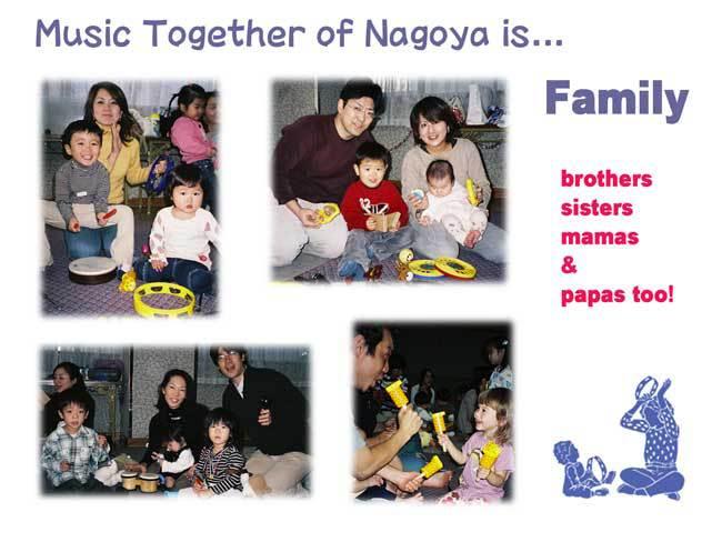 Families in Nagoya