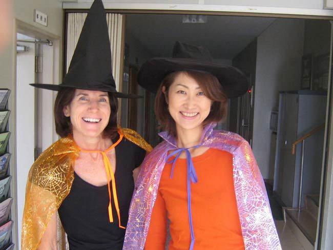 Halloween Kids in Nagoya