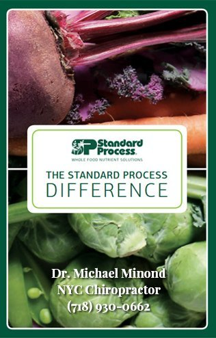 About Standard Process Supplements NYC - Dr. Michael Minond NYC Chiropractor