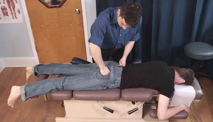 Chiropractic Care in NYC Dr. Michael Minond
