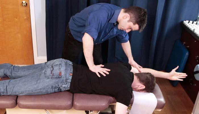 Chiropractic Adjustment NYC - Dr. Michael Minond NYC Chiropractor